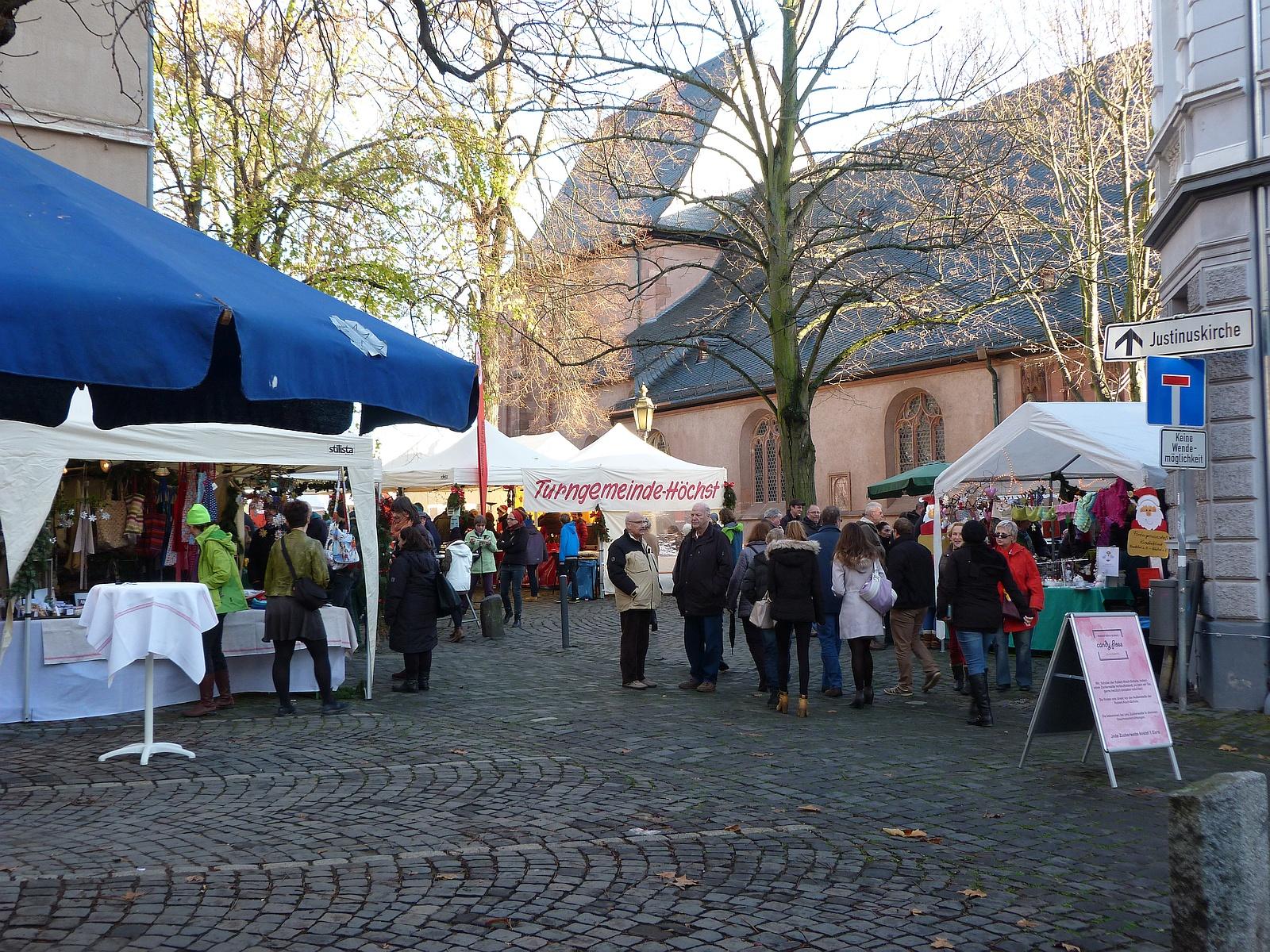 Weihnachtsmarkt Am Goetheturm.Weihnachtsmarkt Jürgen Lange