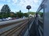Königstein, Blick aus dem Zug