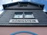 Bahnhofsgebäude in Königstein