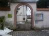 Eingang Dorfkirche Unterliederbach
