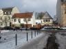 Blick über den Marktplatz von Unterliederbach
