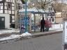 Am Marktplatz in Unterliederbach
