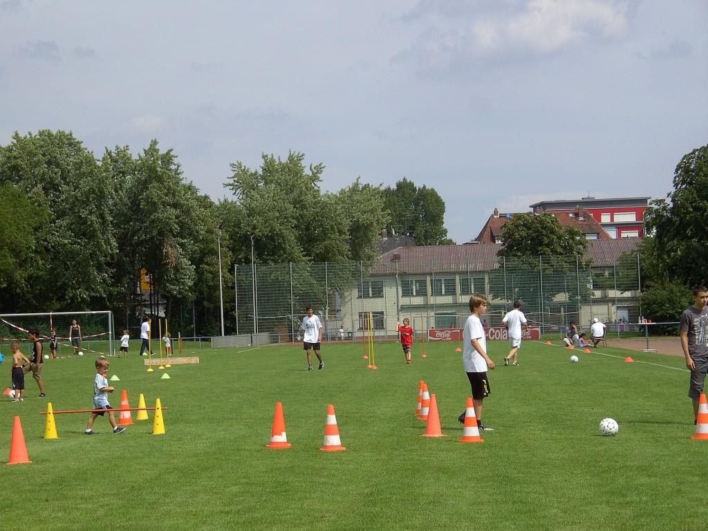 Sommerfest für die Jugend des VFB Unterliederbach - 2010
