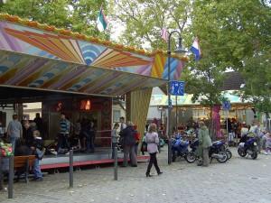 Michelskerb 2010, Marktplatz, Frankfurt am Main Unterliederbach