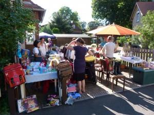Flohmarkt im Heimchen