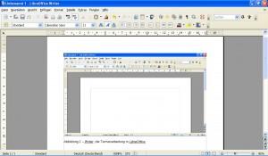 Writer: die Textverarbeitung von LibreOffice
