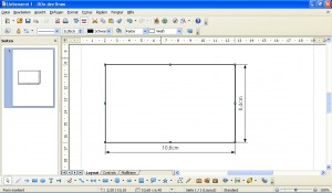Apache OpenOffice - Modul Draw
