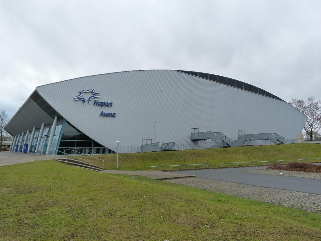 Fraport Arena 2012