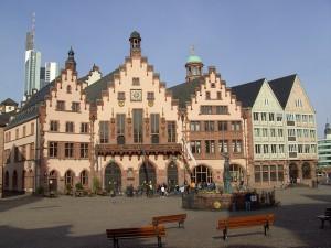 Frankfurt am Main, Römer: Hier zieht am 01. Juli 2012 Peter Feldmann als neuer Oberbürgermeister ein.