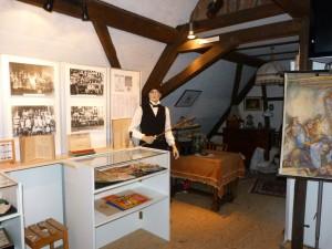 Schule und Unterricht im Unterlirderbacher Heimatmuseum