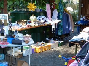 Erster Höfeflohmarkt im Heimchen (2)