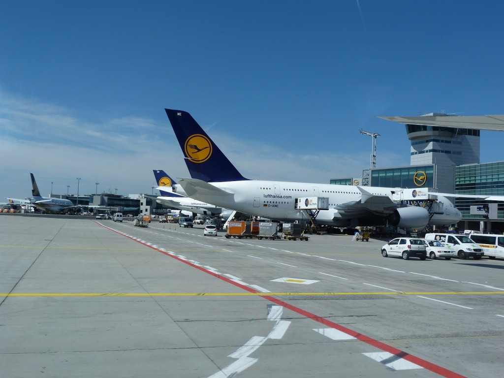 Rhein-Main Flughafen - Frankfurt am Main