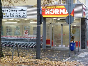 Filiale Norma Lebensmittelfilialbetrieb Stiftung & Co. KG, Königsteiner Str. 102, 65929 Frankfurt am Main