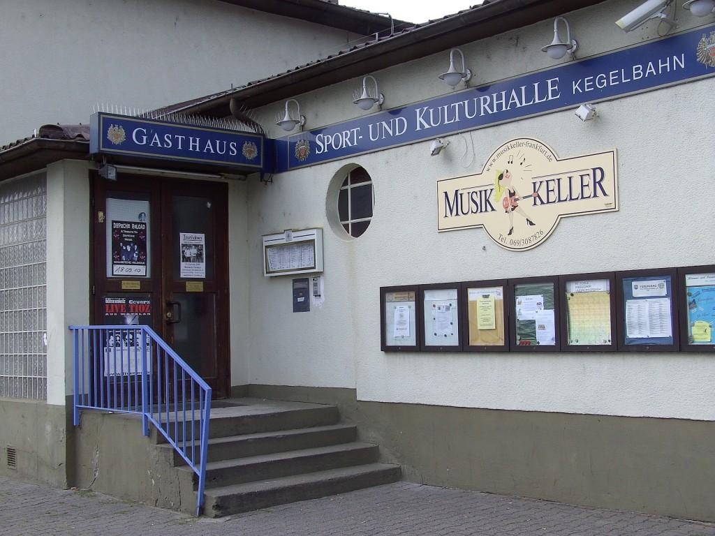 Musikkeller Frankfurt-Unterliederbach