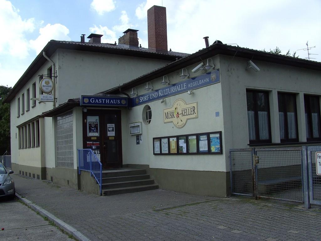 Sport- und Kulturhalle Unterliederbach