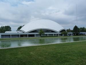 Jahrhunderthalle Frankfurt