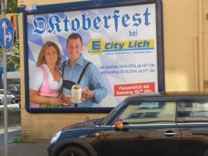 Oktoberfest Edeka City Lich