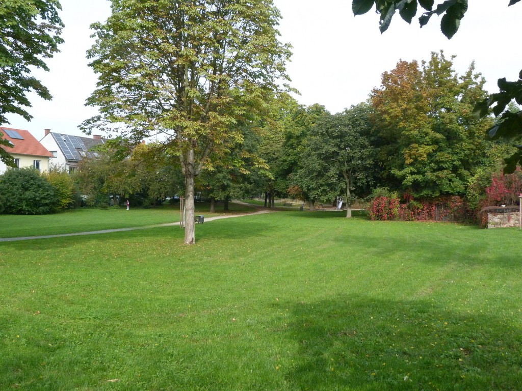 Herbst in Unterliederbach