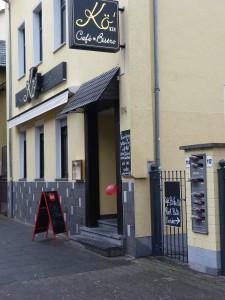 Café & Bistro Kö 114 in Frankfurt am Main Unterliederbach auf der Königsteiner Straße