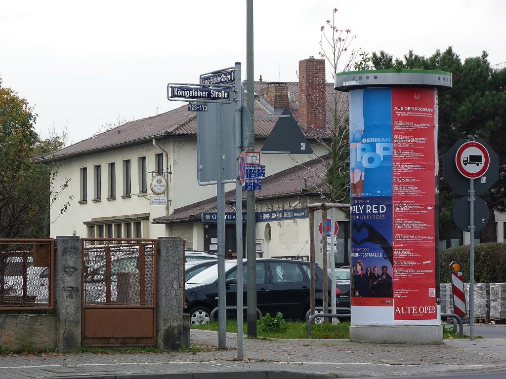 Sport- und Kulturhalle Unterliederbach (2014)