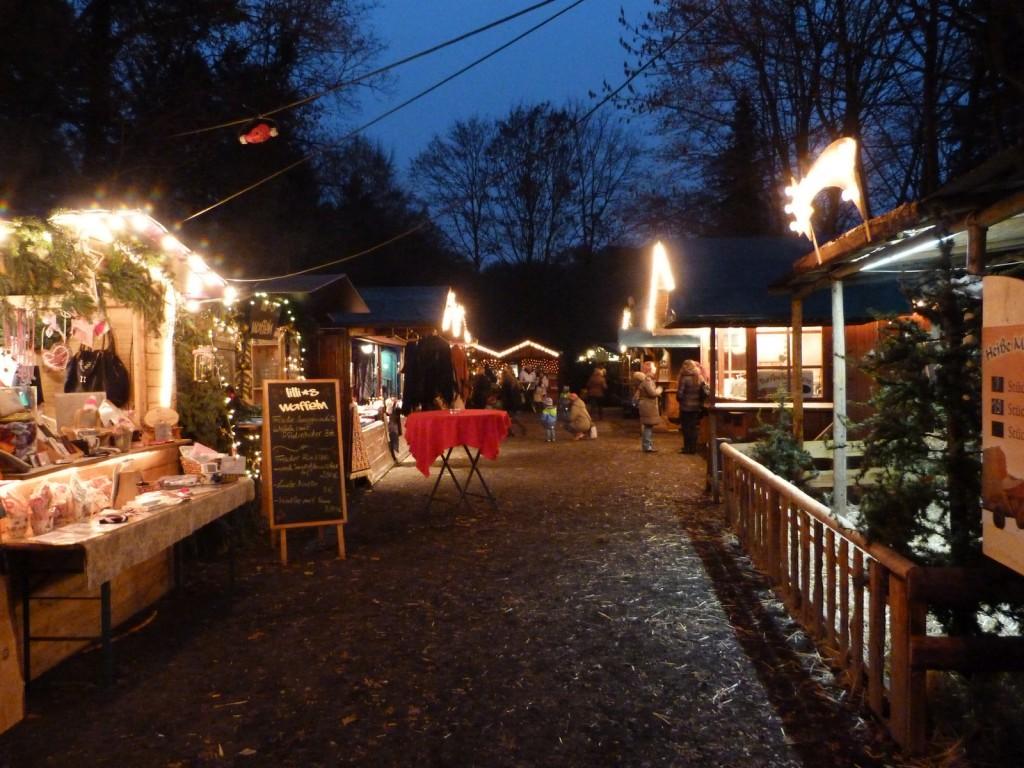 5. Sachsenhäuser Weihnachtsmarkt am Goetheturm