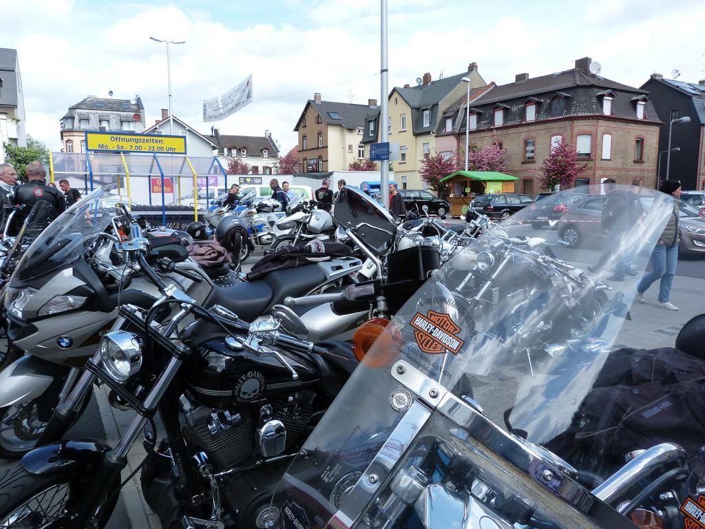 1. Unterliederbacher Motorradtreffen