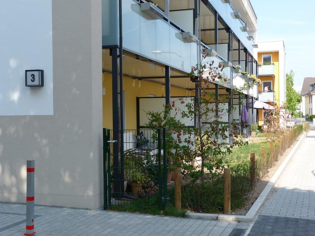 Garten-Carré Unterliederbach