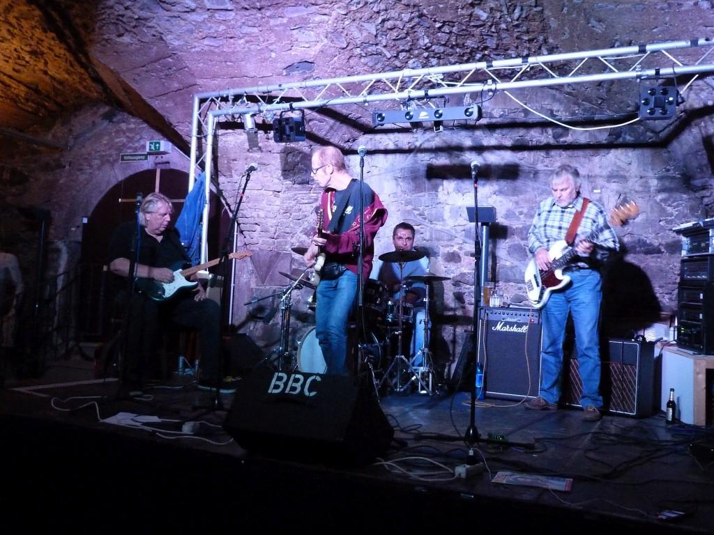 Open Stage Blues Jam im Höchster Schlosskeller