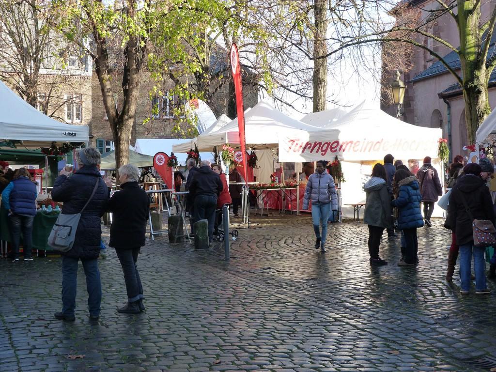 Frankfurt am Main Höchst, Weihnachtsmarkt