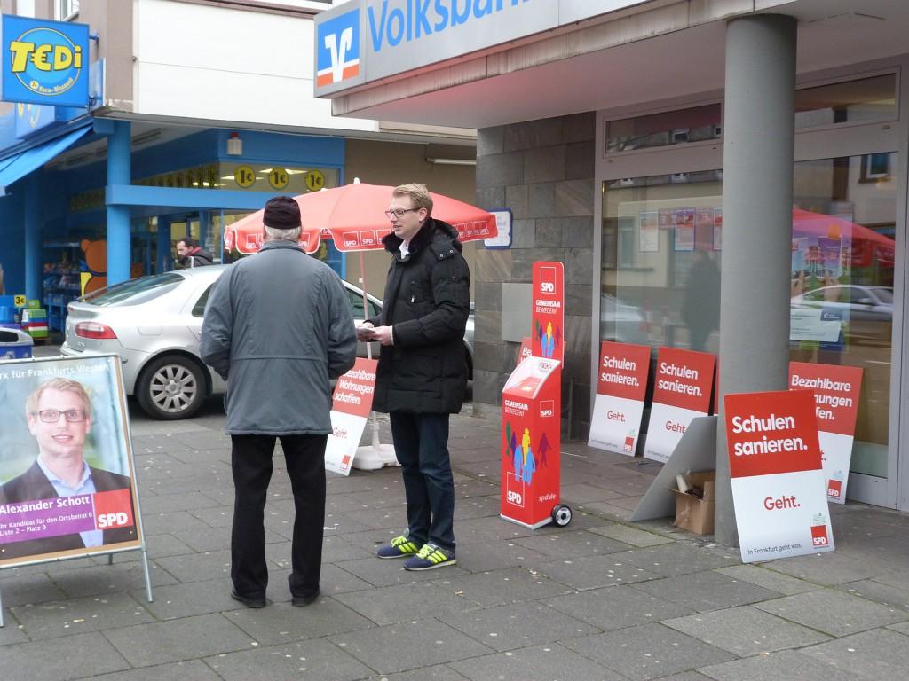 SPD in Frankfurt am Main Unterliederbach