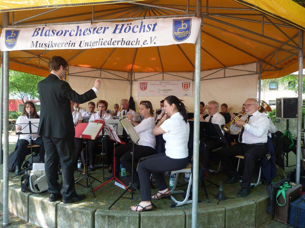 Das Blasorchester Höchst / Musikverein Unterliederbach e.V.  2016