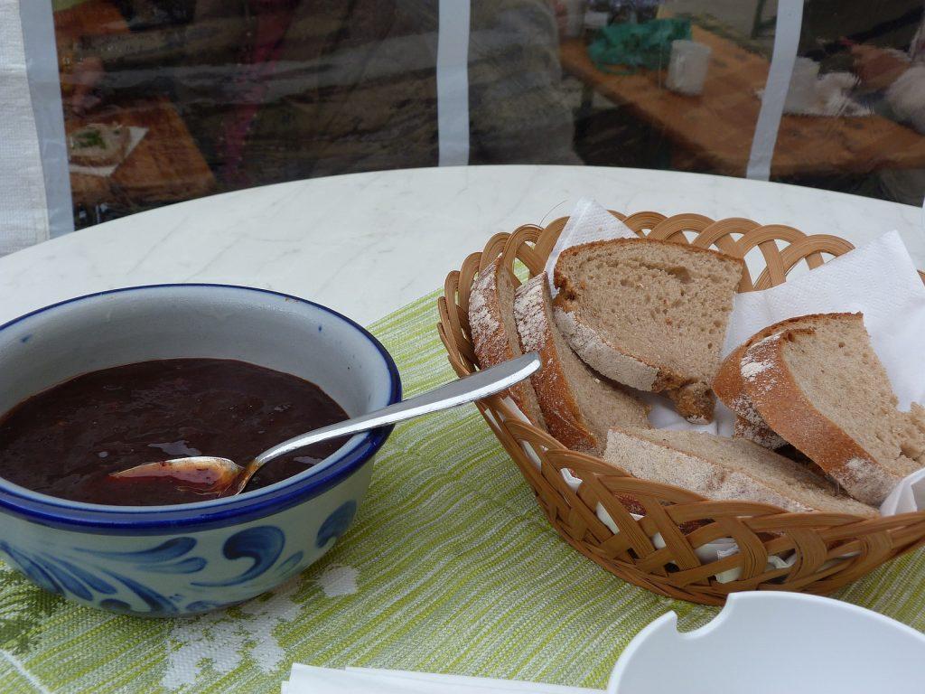 Ladwersch und Brot