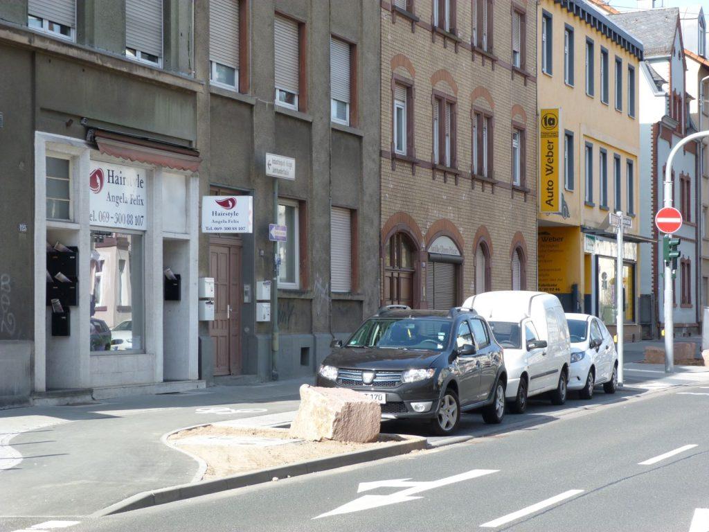Königsteiner Straße 125-133 in Frankfurt am Main Unterliederbach