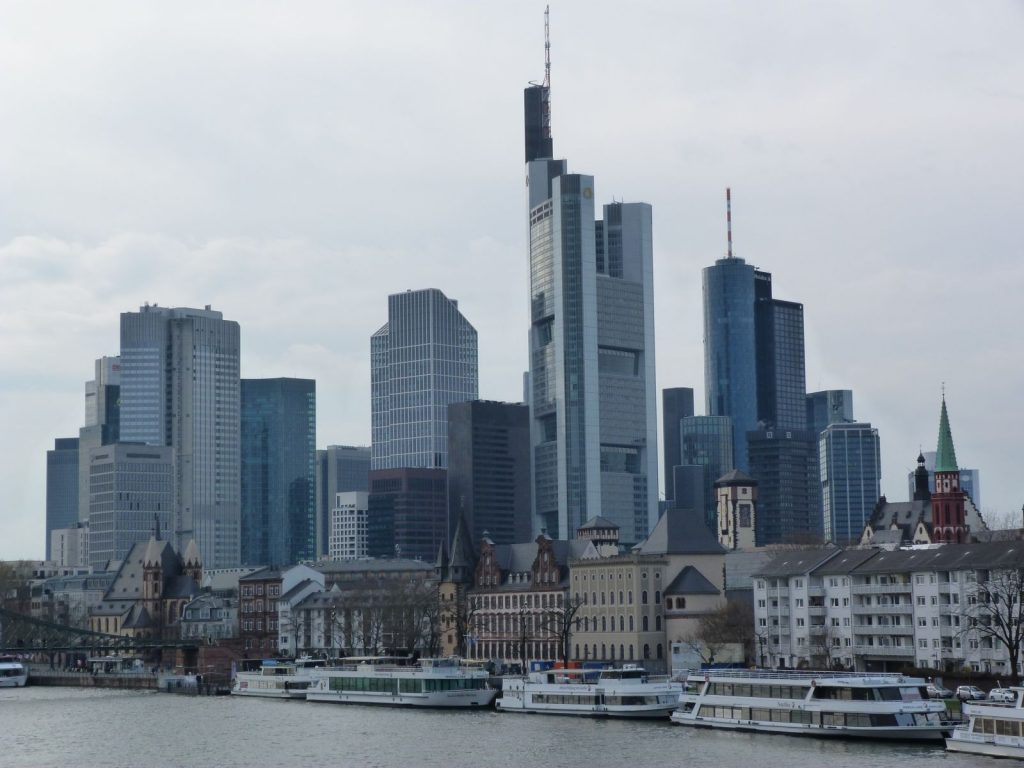 Frankfurt am Main, Teil der Skyline