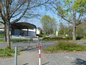 Frankfurt am Main Unterliederbach Silobad