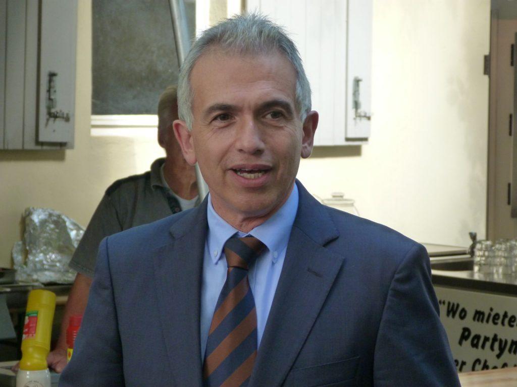 Oberbürgermeister Peter Feldmann, Frankfurt am Main