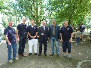 Parkfest 2017 des Vereinsrings Unterliederbach