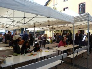 20 Jahre Caritas in Frankfurt am Main Unterliederbach
