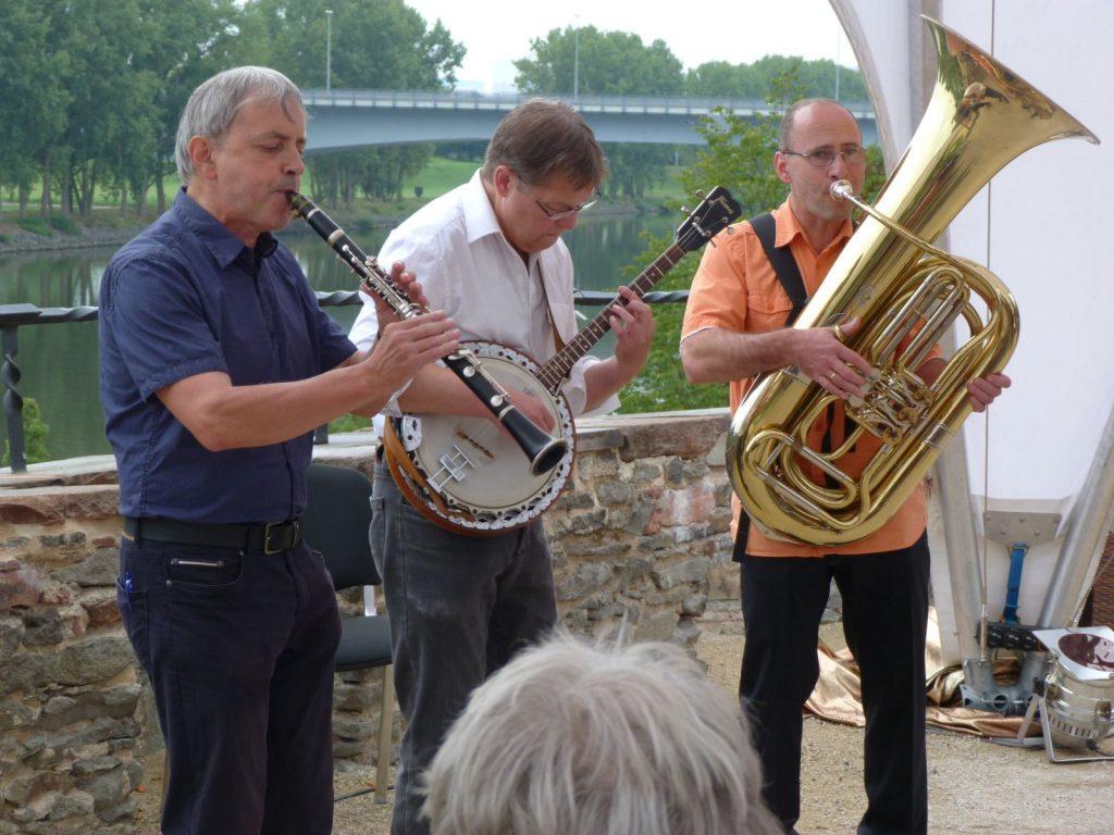 Jazz am Schloss 2015
