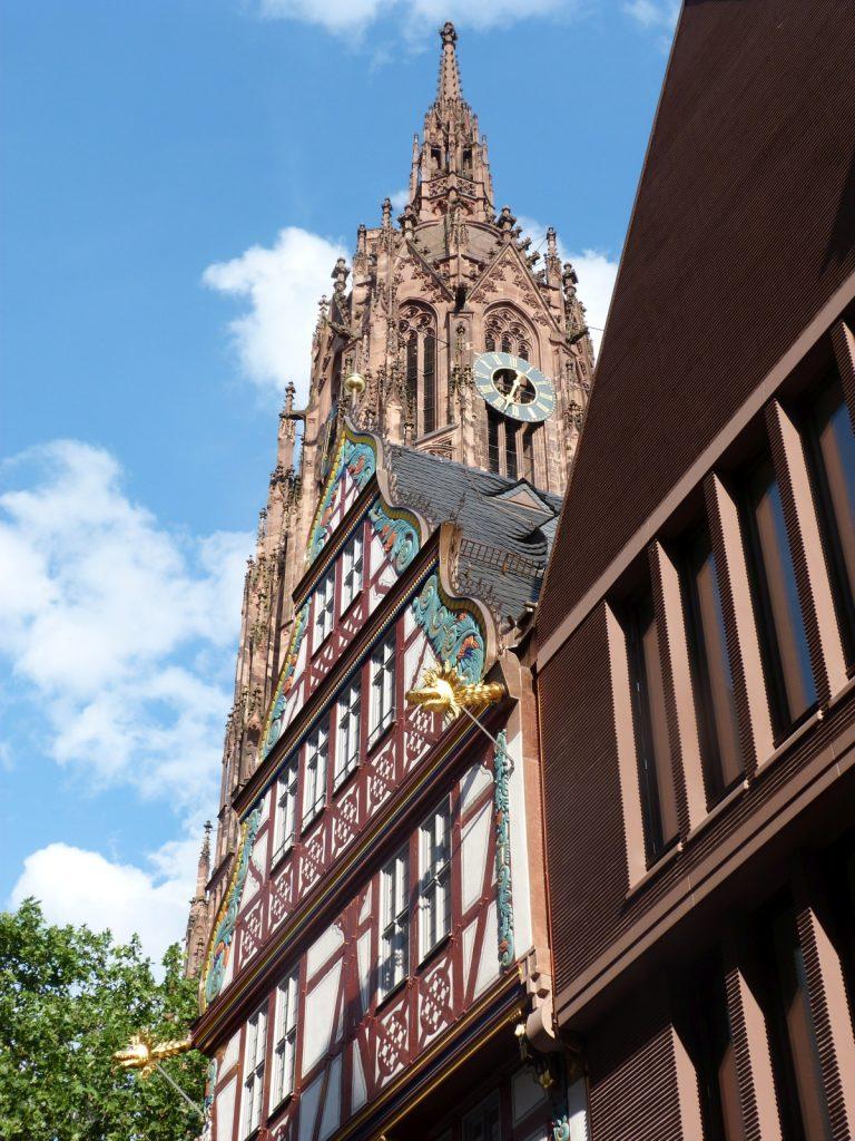 Neue Altstadt mit Domturm (2018)