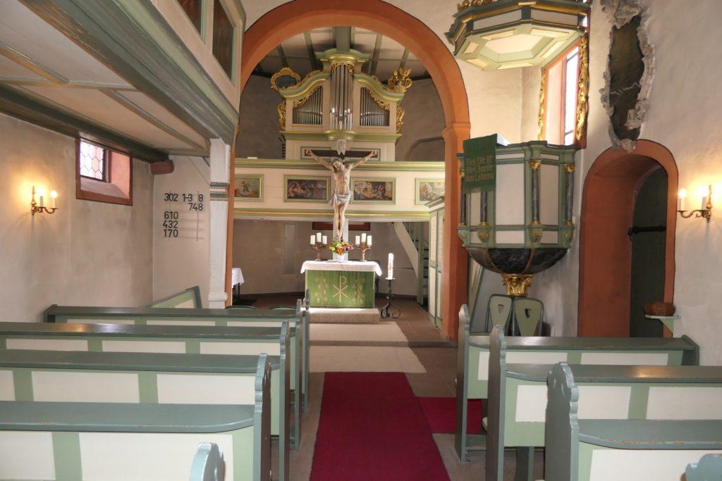 ev. Dorfkirche Unterliederbach