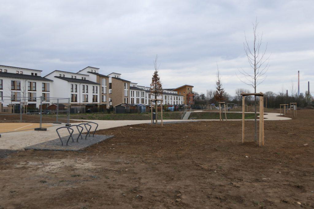 Spielplatz in der Parkstadt Unterliederbach