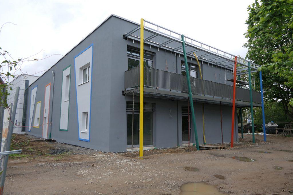 Kinderzentrum Euckenstraße, Frankfurt am Main Unterliederbach