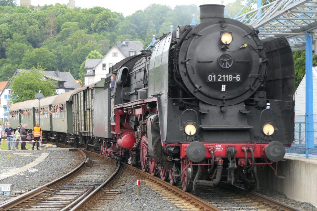 01 2118-6 (01 118) in Königstein im Taunus