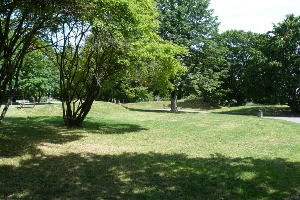 Emil-Siering-Park in Frankfurt am Main Unterliederbach