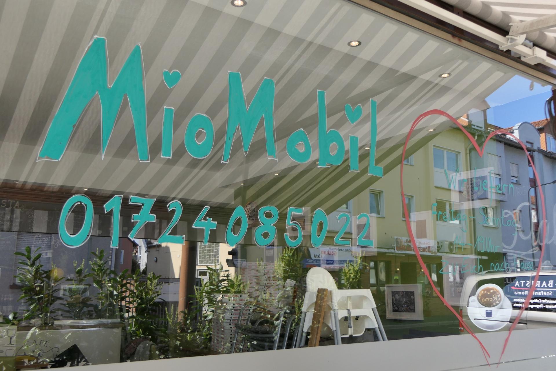 Café Mio, Frankfurt am Main Unterliederbach