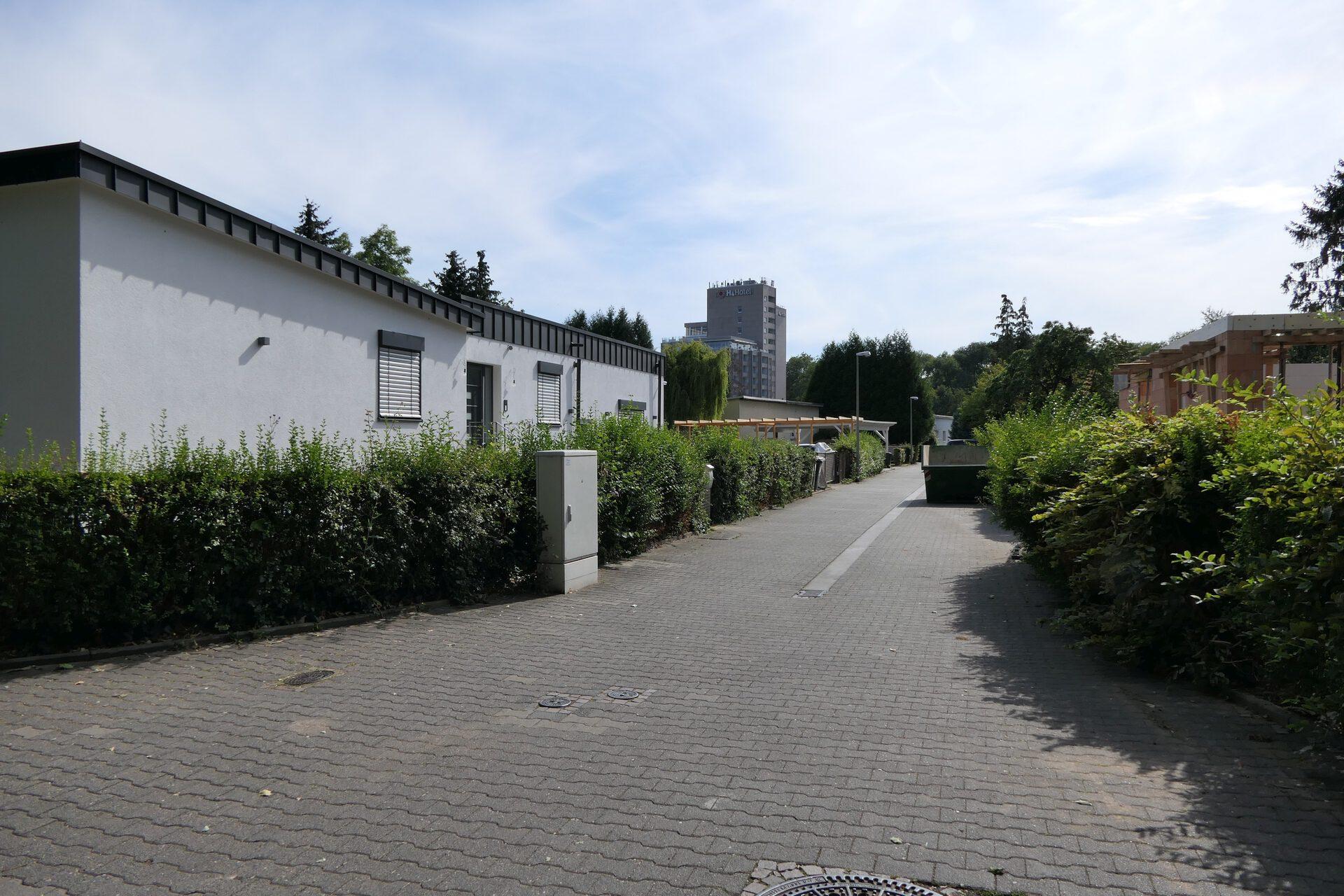 Osten von Frankfurt am Main Nied (Am Neufeld)