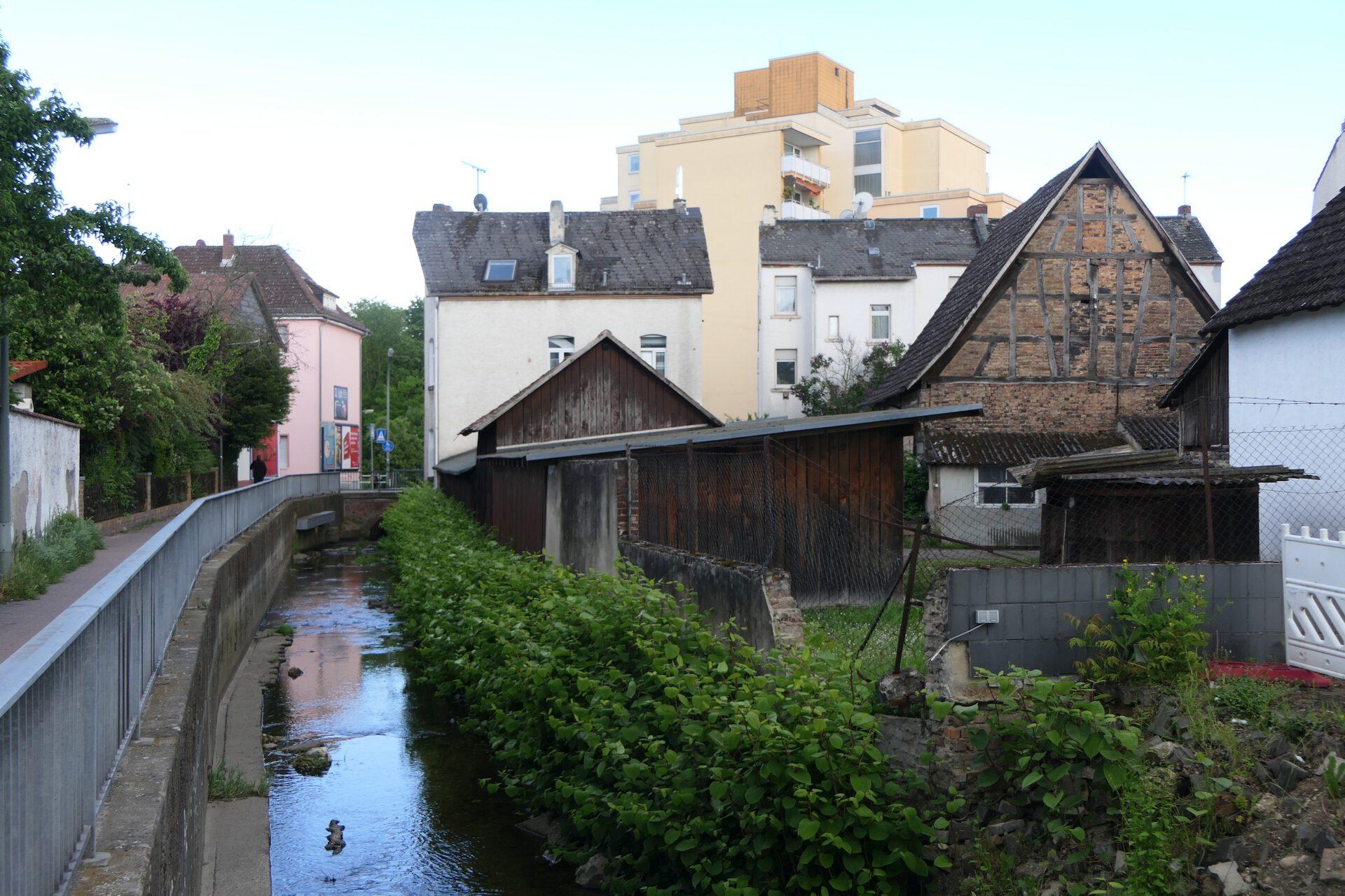 Liederbach in Frankfurt am Main Unterliederbach